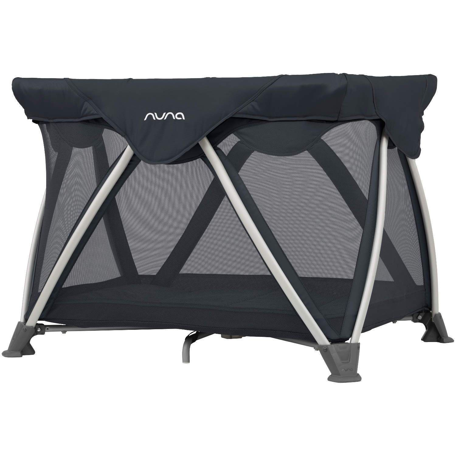 Nuna Sena Aire Travel Crib + Playard 2019 Cribs, Clever