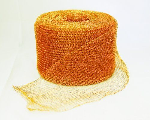 Copper Mesh 20 Rats Mice Birds Control By D Copper Mesh 9 85 Partner With Our Foam For Added Strength E Bird Control Bees And Wasps Humming Bird Feeders