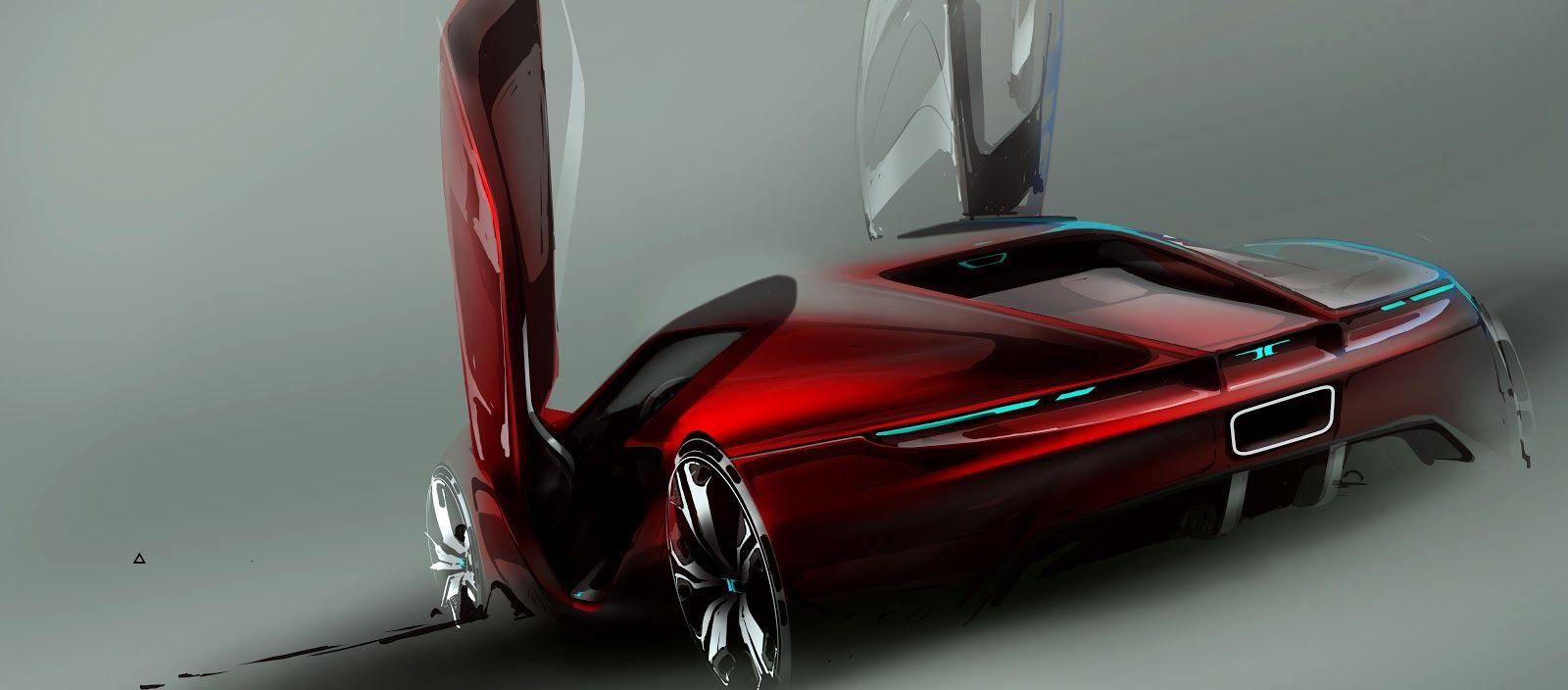 De Tomaso Concept