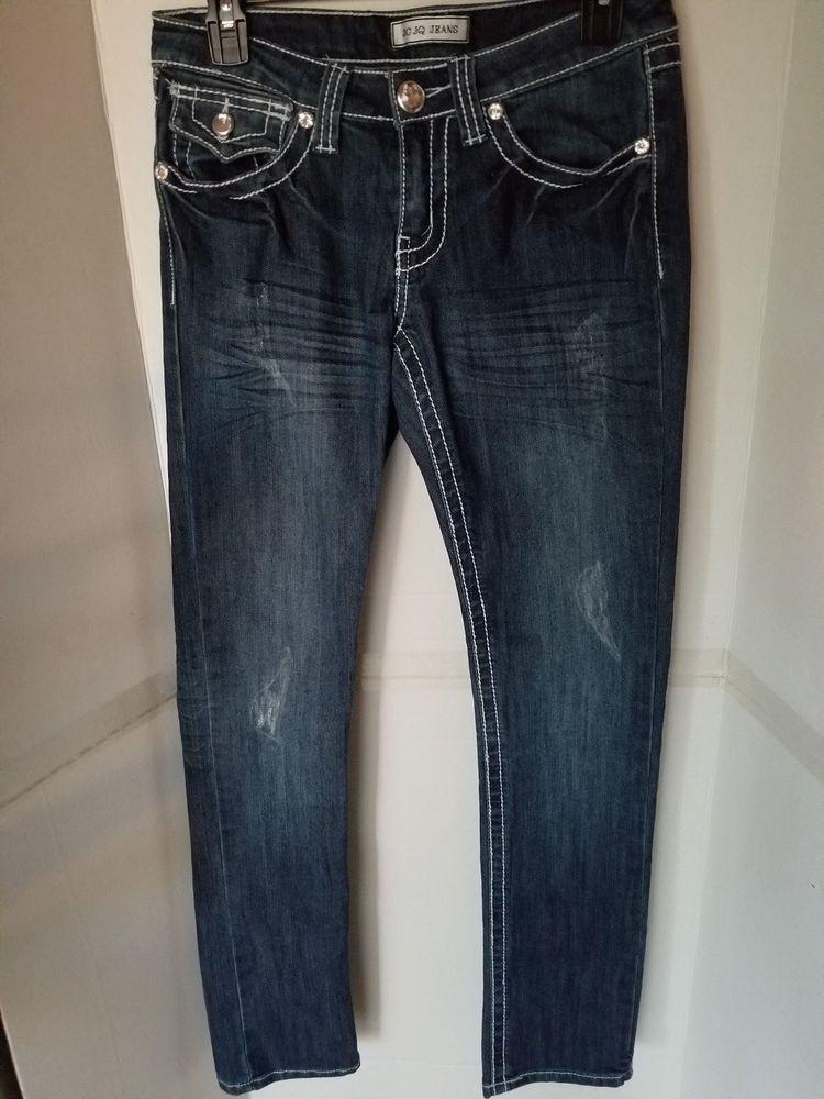 sale uk 100% top quality new arrive JC JQ JEANS Womens Levanta Cola Columbia Design Straight ...
