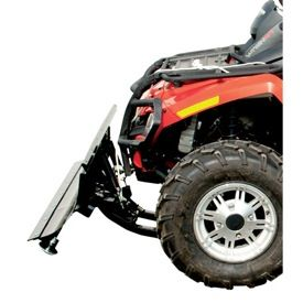 No tools required for installation (except for first installation) Fits on most ATVs