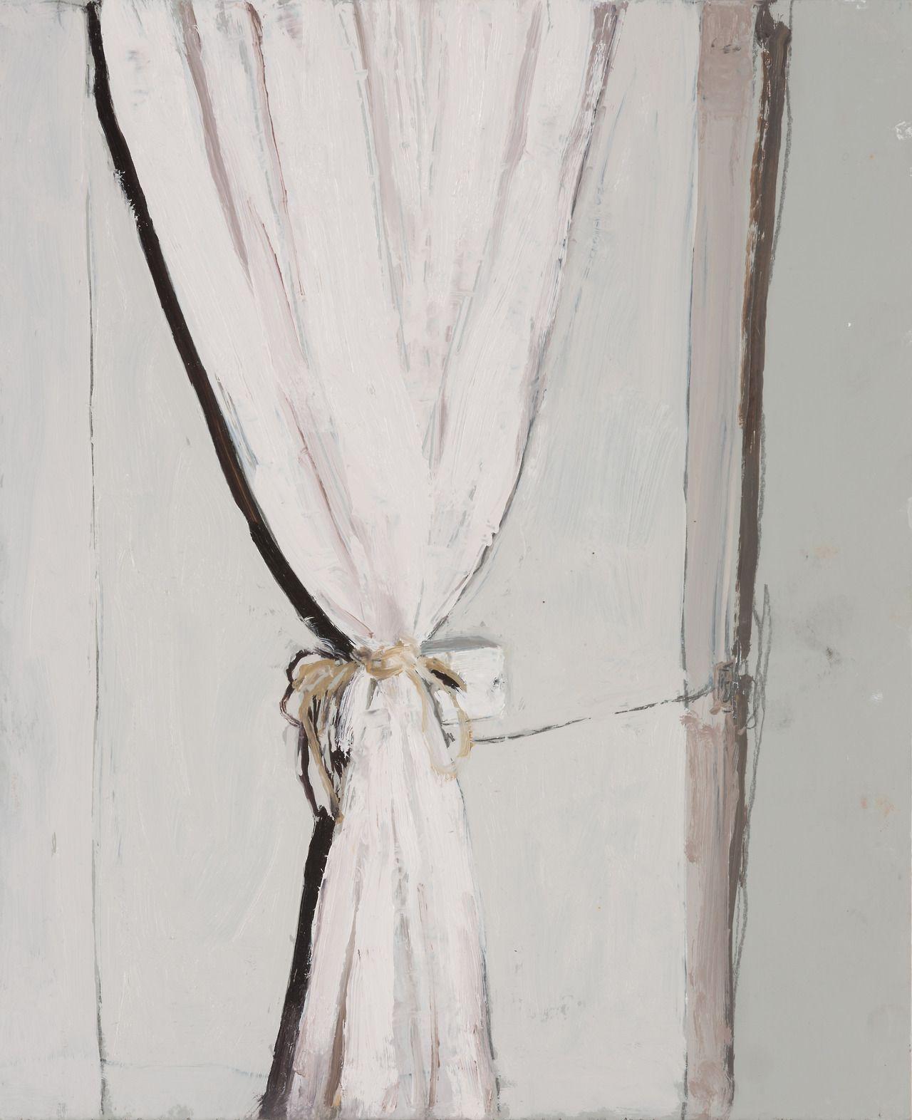 tinaut: Untitled, 2013. Oil on board, 29 x 21 cm.