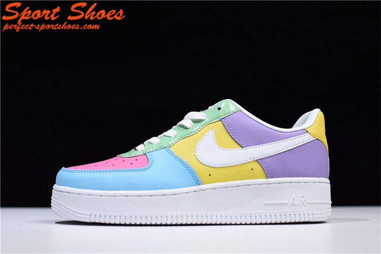 air force 1 multicolore