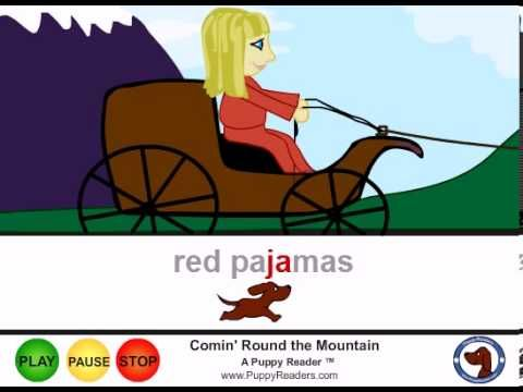She Ll Be Coming Round The Mountain Puppy Reader Read Along