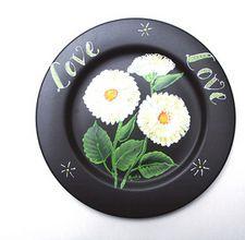 Ceramic Pen Craft How To Make Dishwasher Safe Painted Plates Paint Pens Diy Ceramic