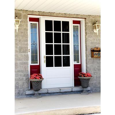 Hampton Wood Screen Door 36 Inch X 80 Inch   Home Depot Canada