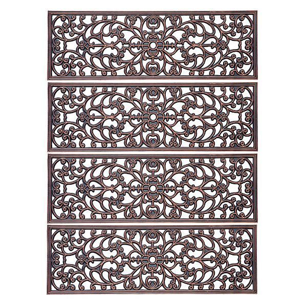 Collection Features Door Mat, Stair Treads, And Extra Wide Stair Treads For  Estate Size Steps. Outfit Your Front Porch Or Patio With These Attractive  And ...