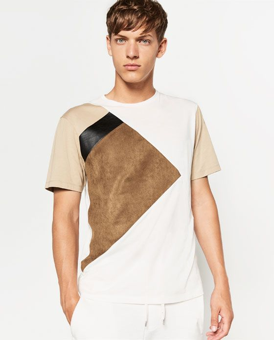 PATCHWORK T - SHIRT-COLLECTION-SALE-MAN. T Shirt FashionMen ...