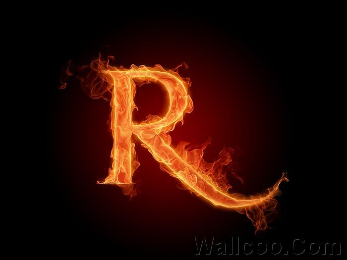 Realistic fiery letters and numbers fiery letter r fire hd fire fonts fiery letters and fiery numbers thecheapjerseys Image collections