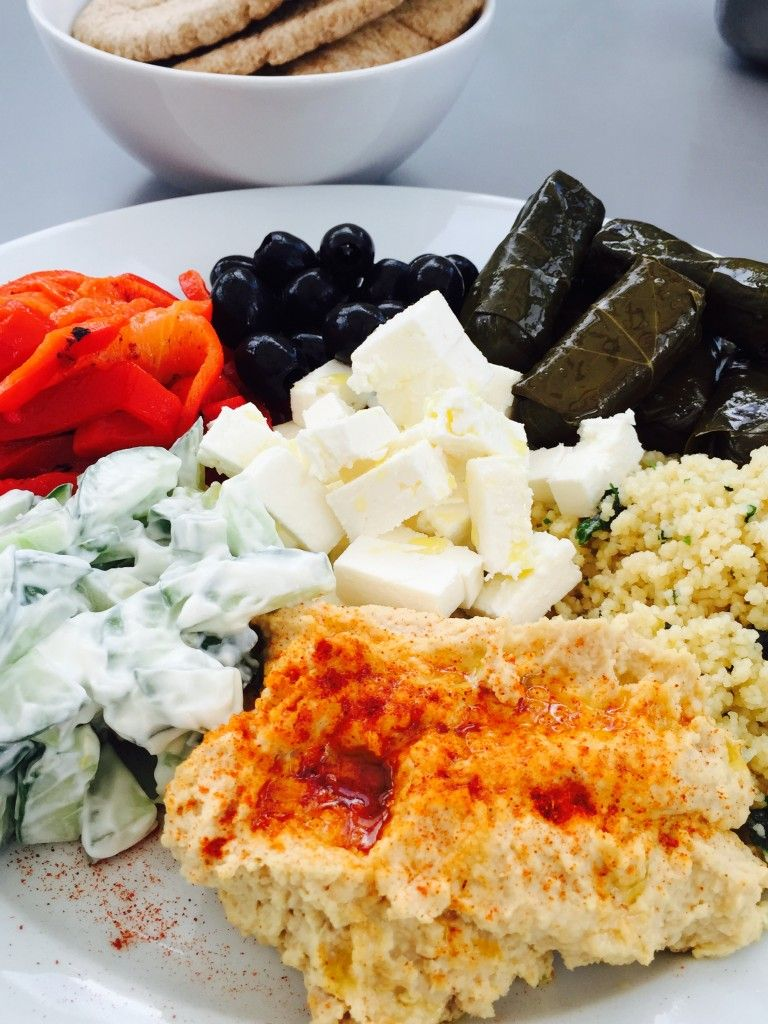 Easy greek mezze recipes