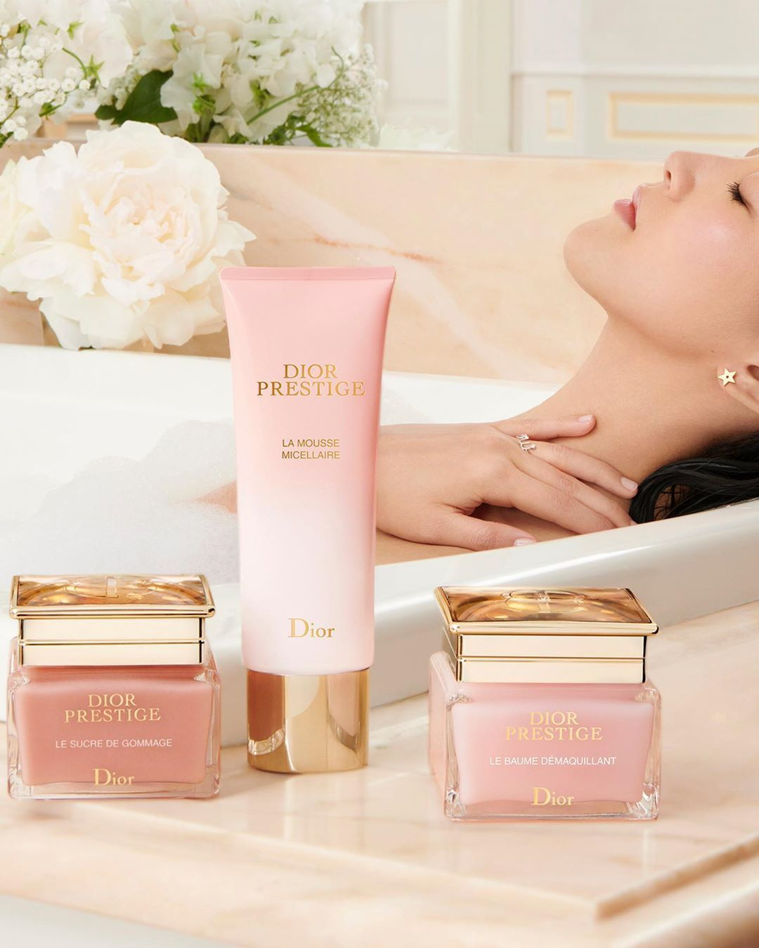 Dior Skincare On Instagram Diorskincare Wedding Rituals After Such An Emotional Moment Enjoy A Deliciously Relaxin In 2021 Dior Skincare Skin Care Brands Skin Care