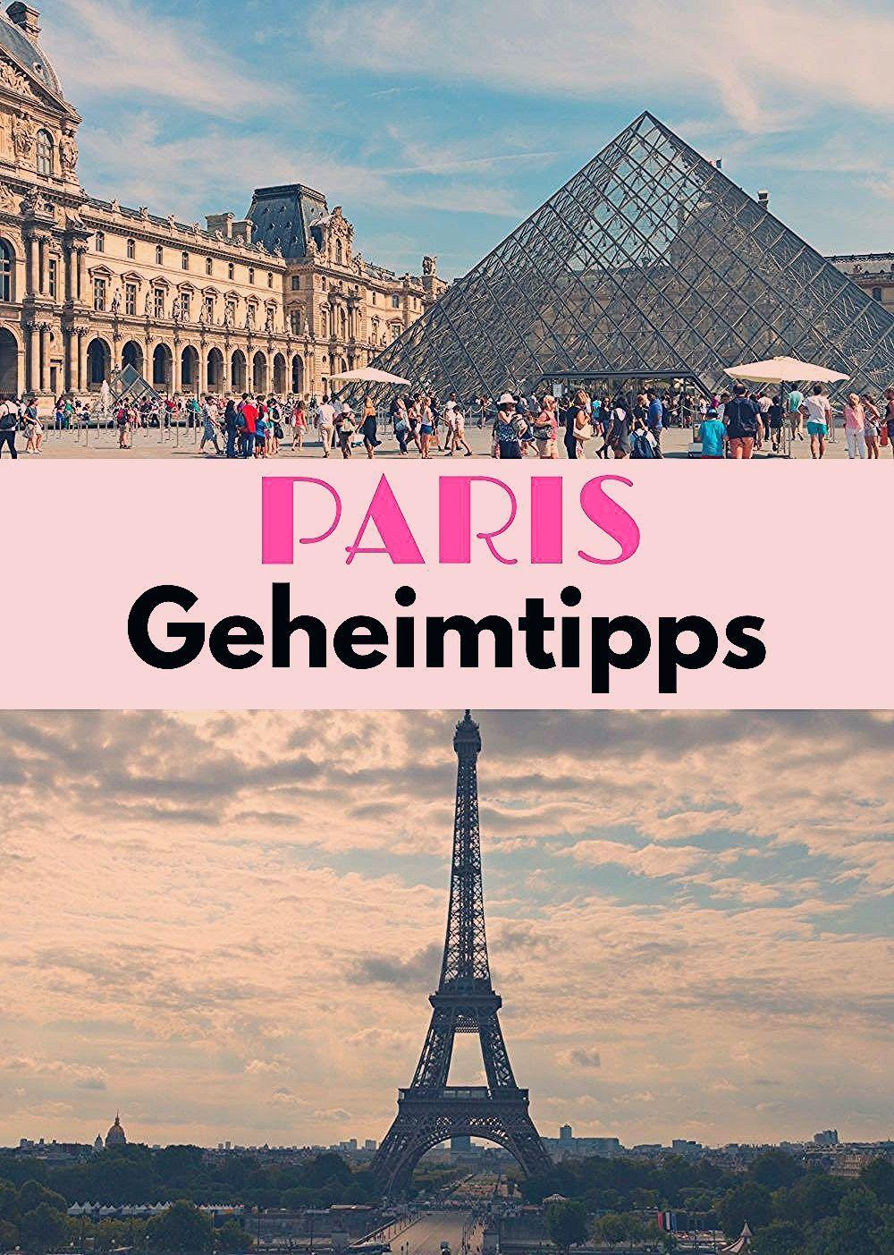 Paris Geheimtipps einer Einheimischen - Reiseblog Travel on Toast