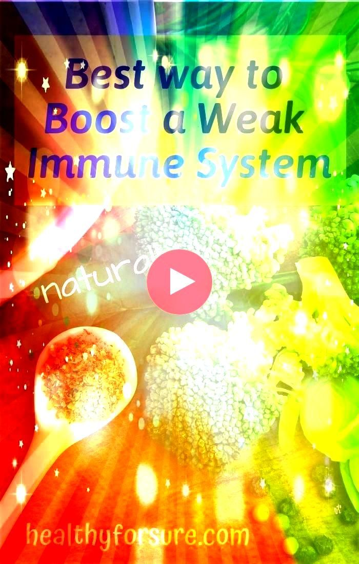 best way to boost your immune system naturally Also find out what causes your immune system to be low 10 immune system booster foodsSee whats the best way to boost your i...