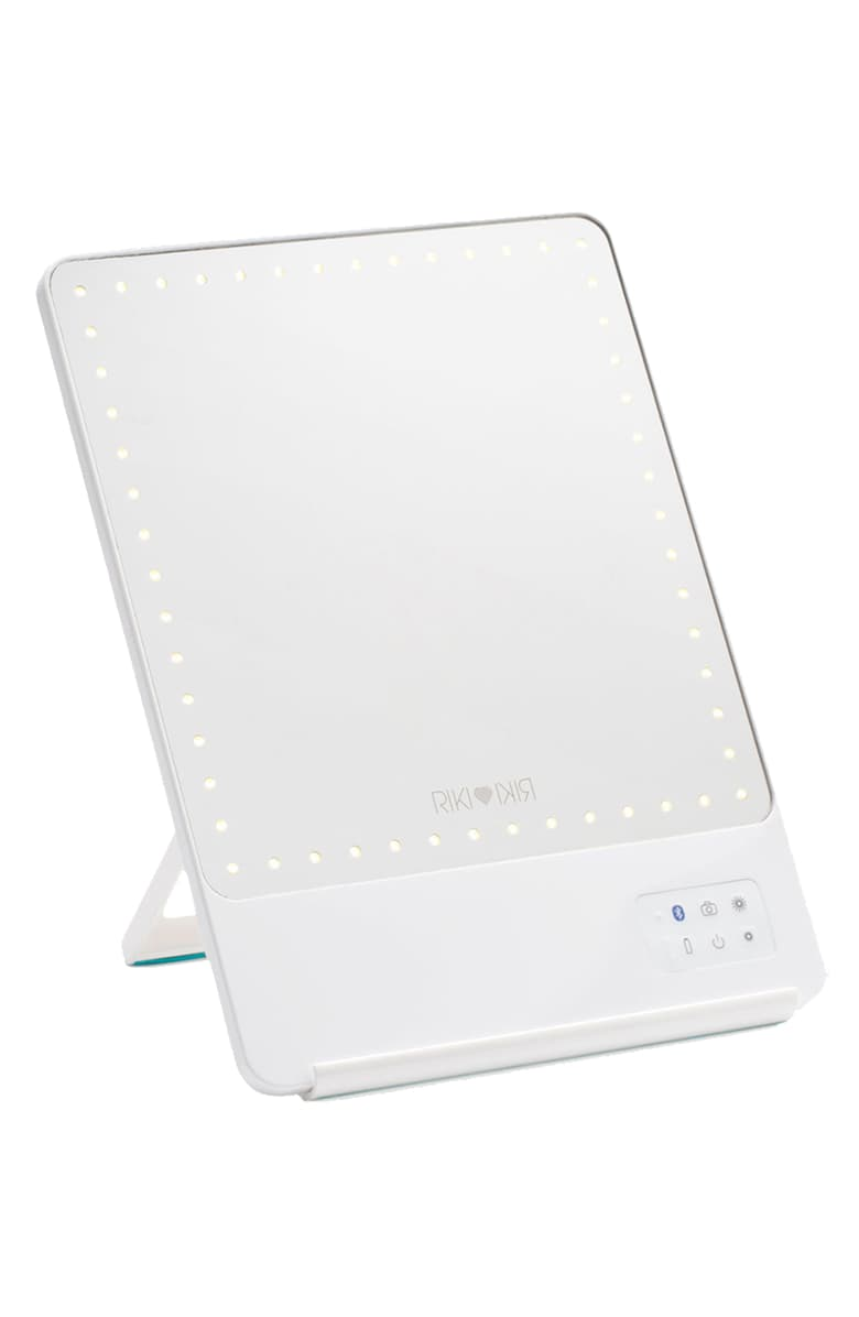 Riki Skinny Lighted Mirror 205 Value Nordstrom In 2021 Mirror With Lights Makeup Mirror With Lights Magnifying Mirror