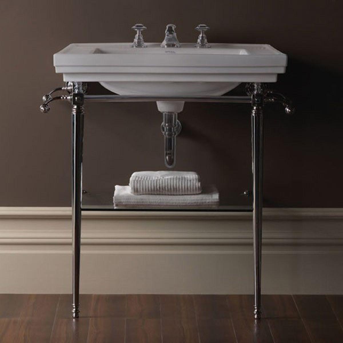 Rohl Deco Pedestal Sink Google Search Vintage Bathroom Sinks Bathroom Console Bathroom Sink Design