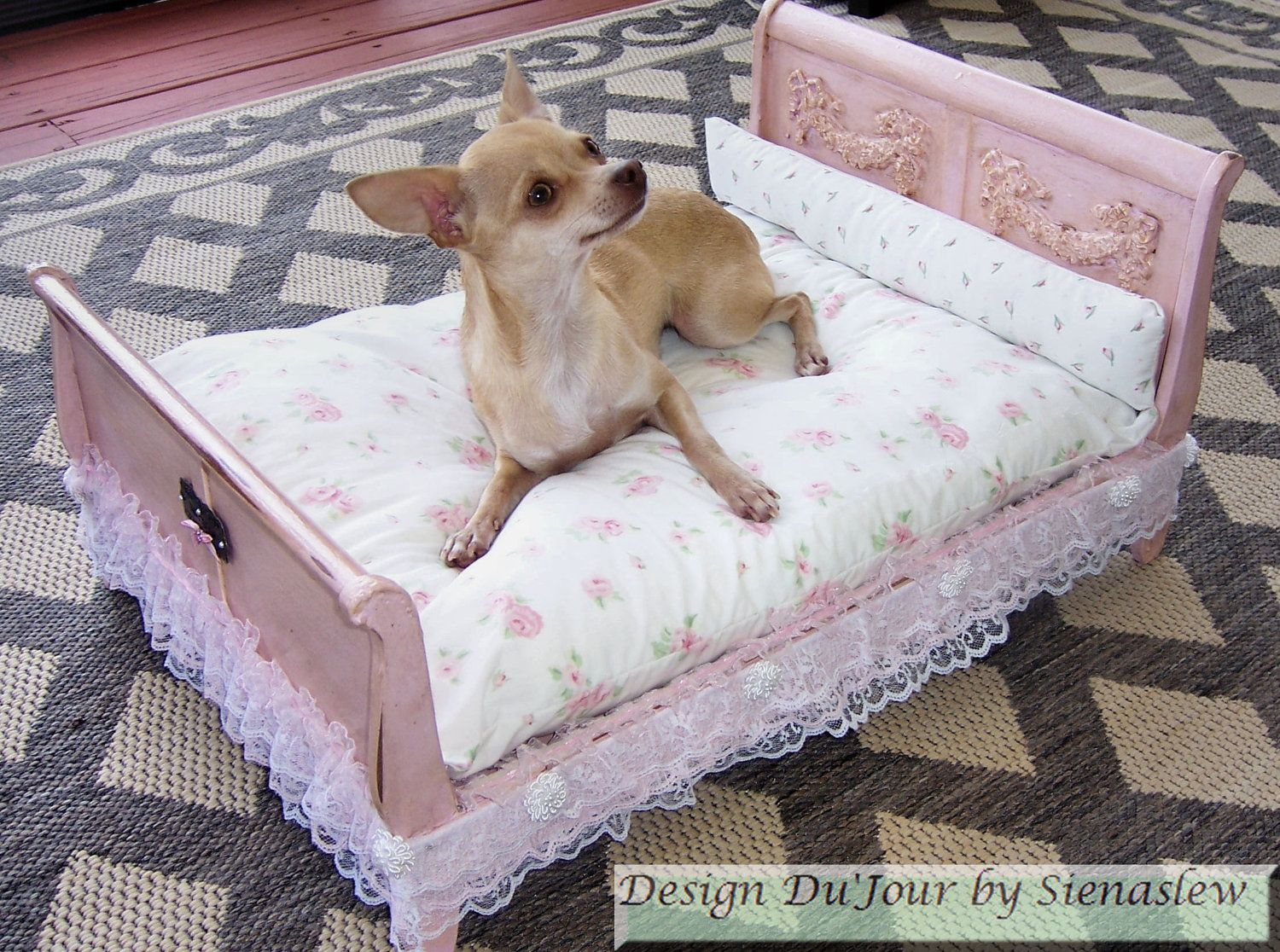 Idee Cucce Per Cani shabbychiclife: animali & shabby chic on friday | cucce di
