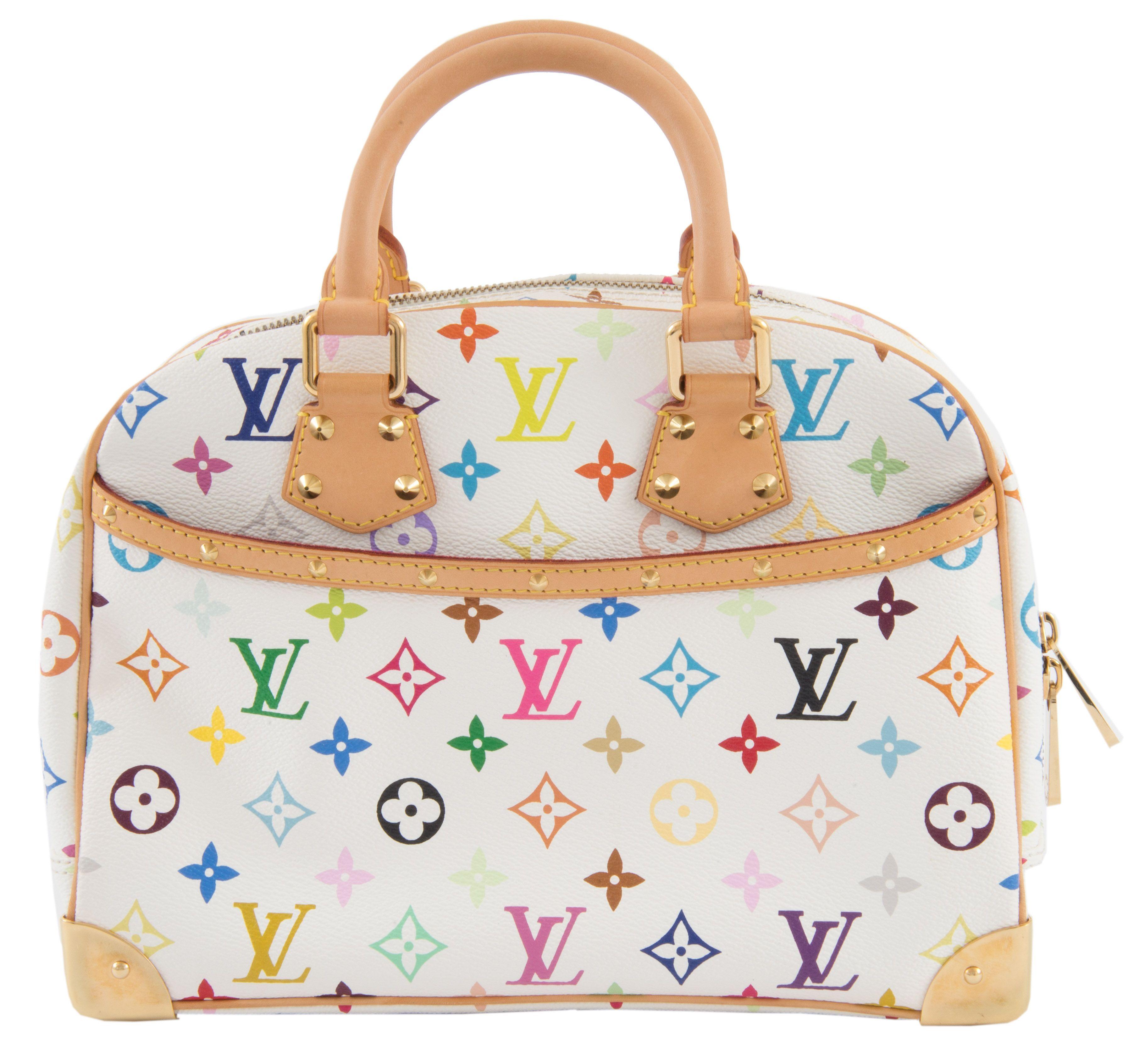Preownedhandbags Co Uk Louis Vuitton Trouville Handbag