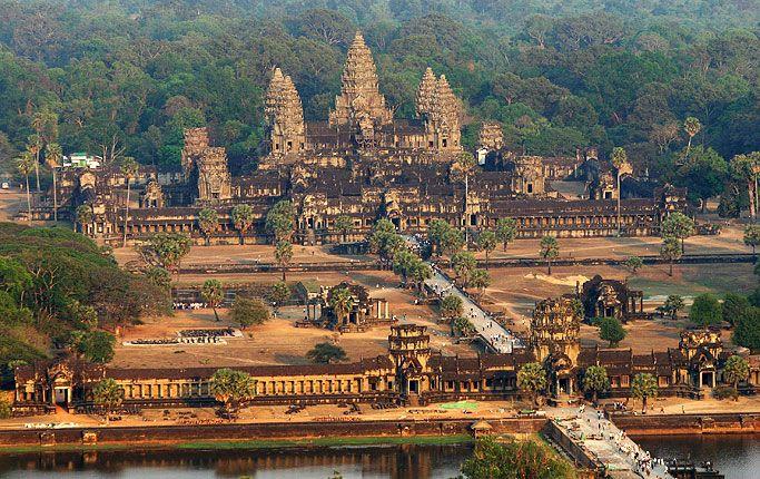 Angkor Vat, a magical place
