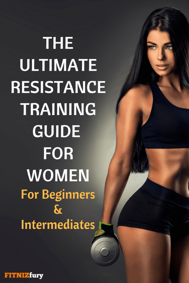 Beginner Resistance Training Guide for Women