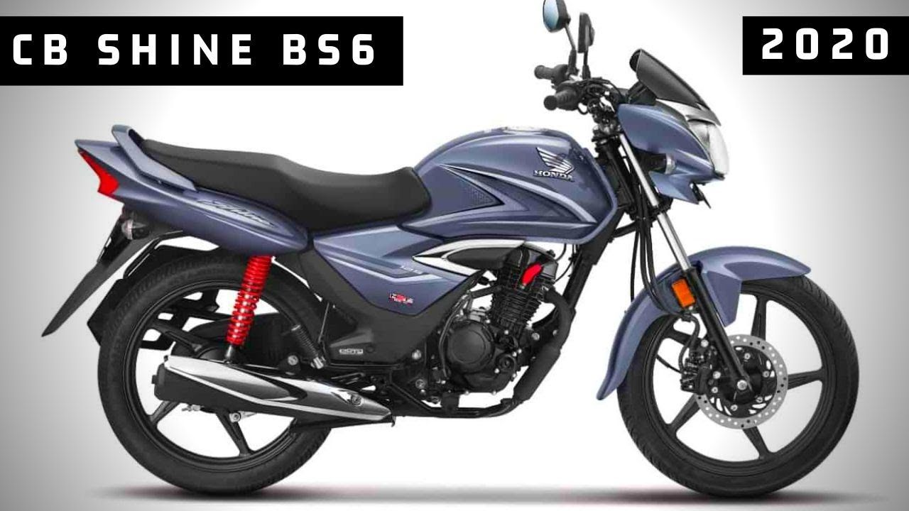 Finally Honda Cb Shine 125 Bs6 Launched 7 New Changes Mileage In 2020 Honda Cb Honda Scooter Helmet