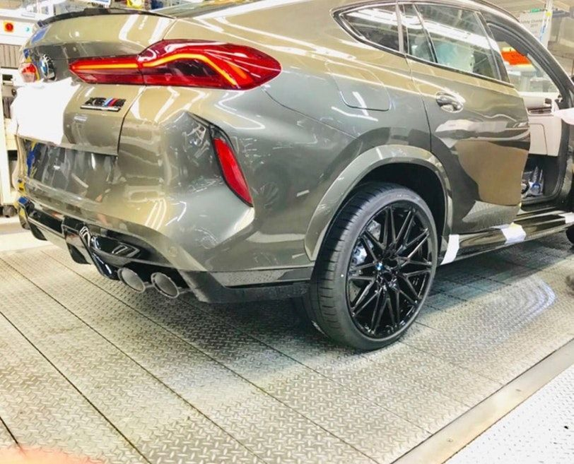 2020 Bmw X6 M Leak Show Off Its Design For The First Time Bmw X6 Bmw Bmw Touring
