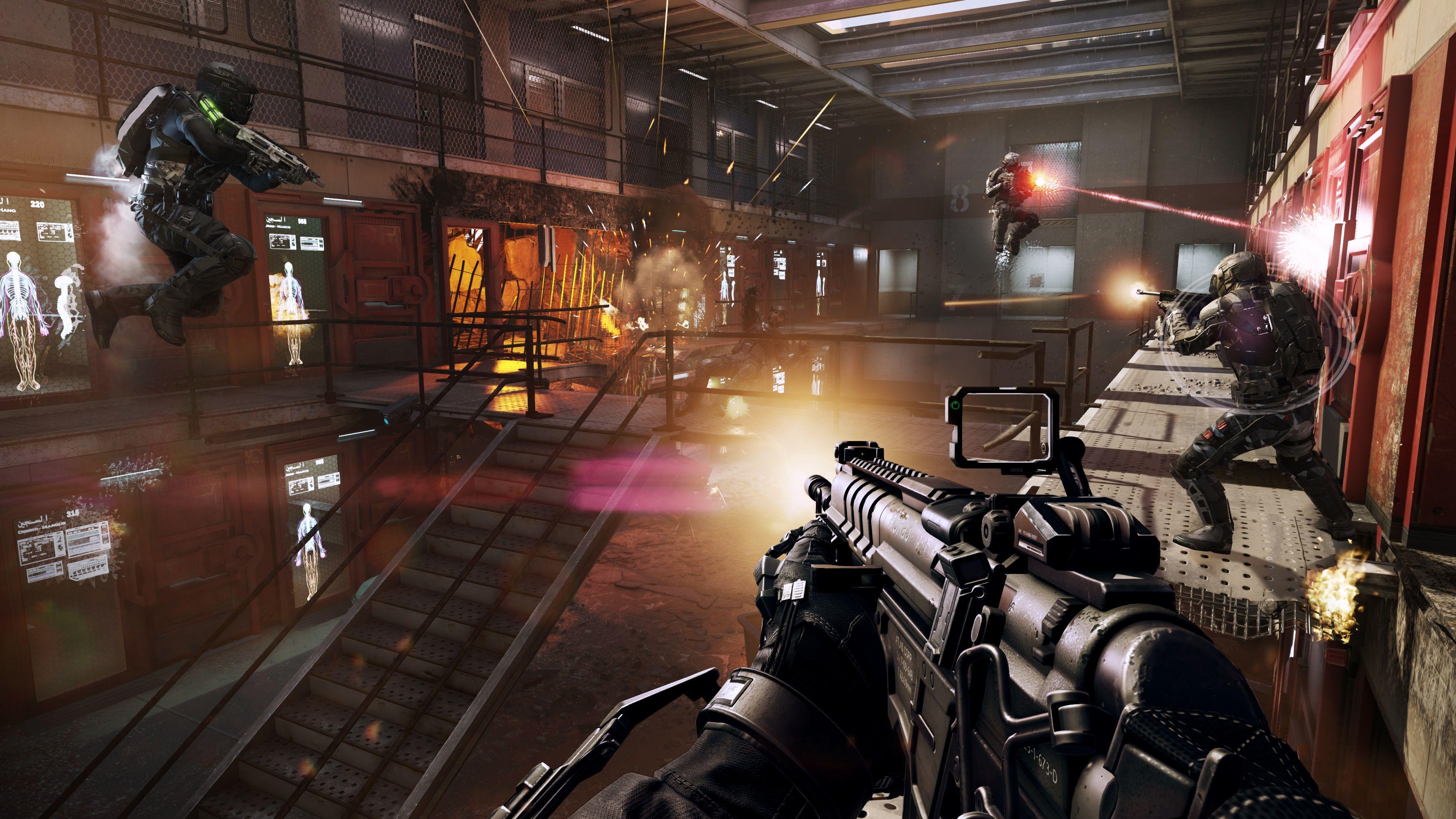 Call Of Duty Advanced Warfare Callofduty Advancedwarfare Atlas