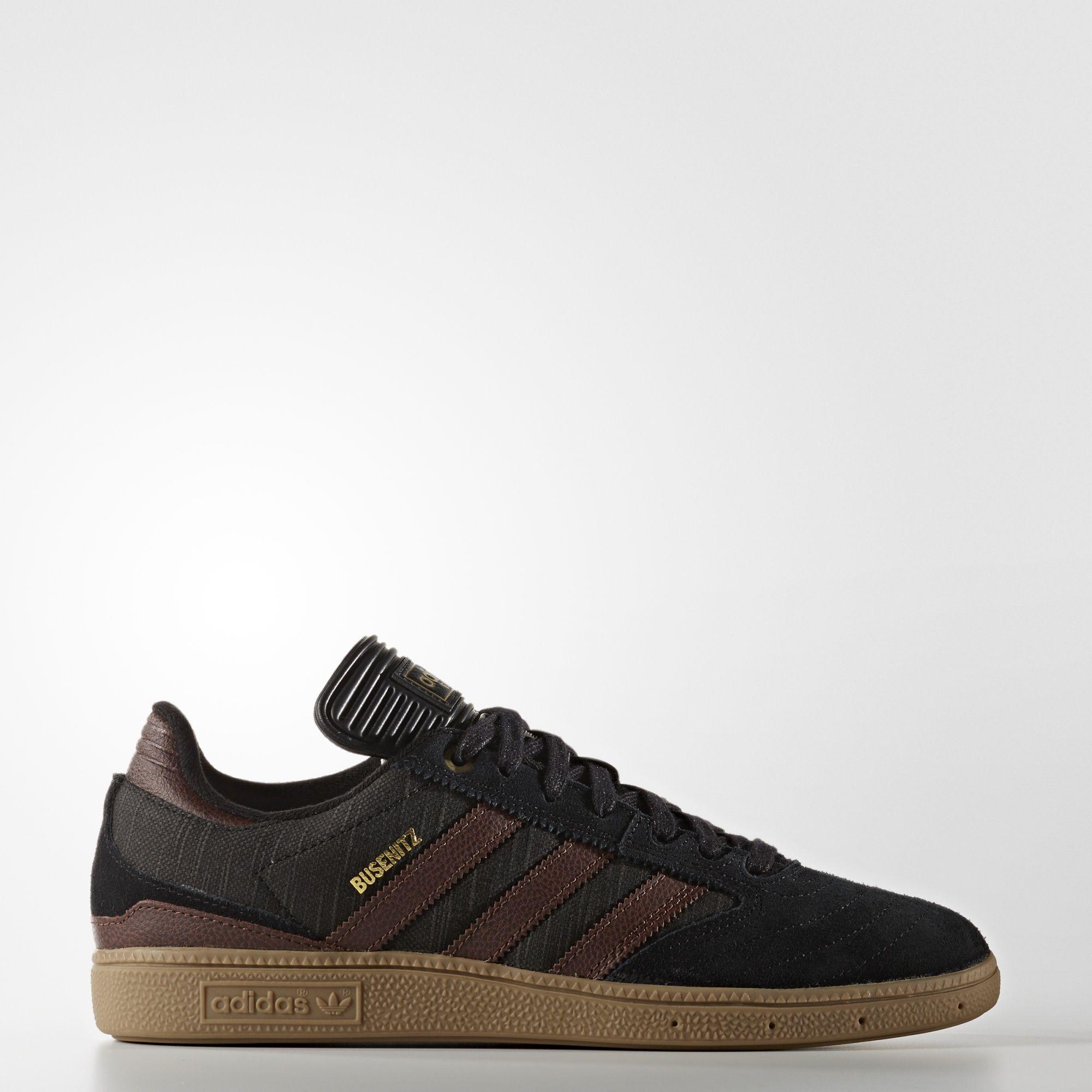 adidas Busenitz Classified Mens Shoes Brown Black