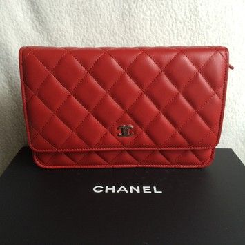 Chanel Wallet On Chain Shoulder Bag. Get one of the hottest styles of the season! The Chanel Wallet On Chain Shoulder Bag is a top 10 member favorite on Tradesy. Save on yours before they're sold out!