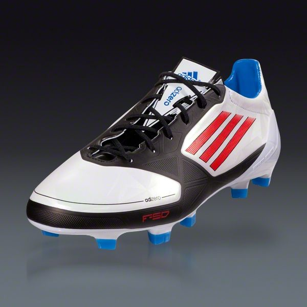 Just ordered these for coming season. adidas F50 adiZero TRX FG - Synthetic  - miCoach compatible - Light White Core Energy Black Firm Ground Soccer  Shoes ... 680edb37d