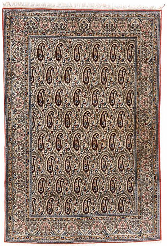 Qom centro Persia ca.1930   140 x 207 cm