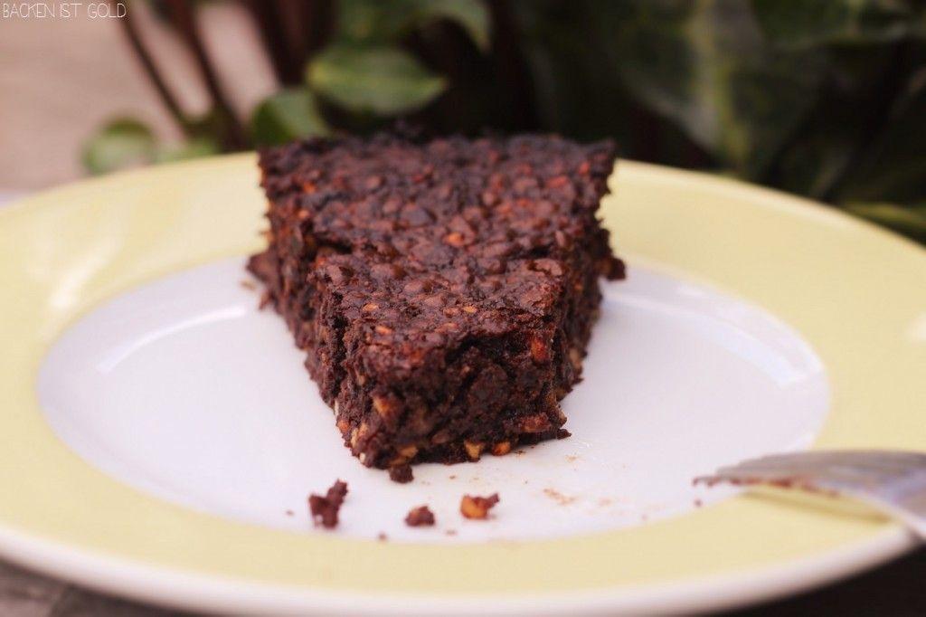Schoko Nuss Kuchen Rezept Glutenfrei Backen Kann Tatsachlich