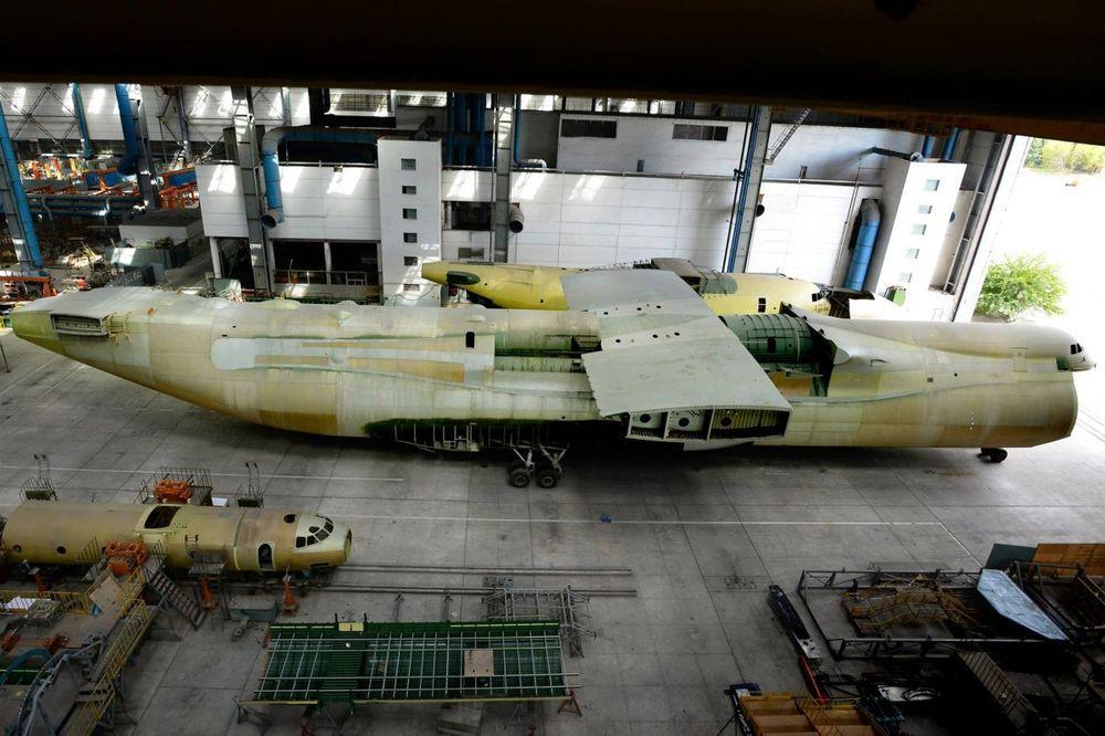 Second An-225 China   Авиация