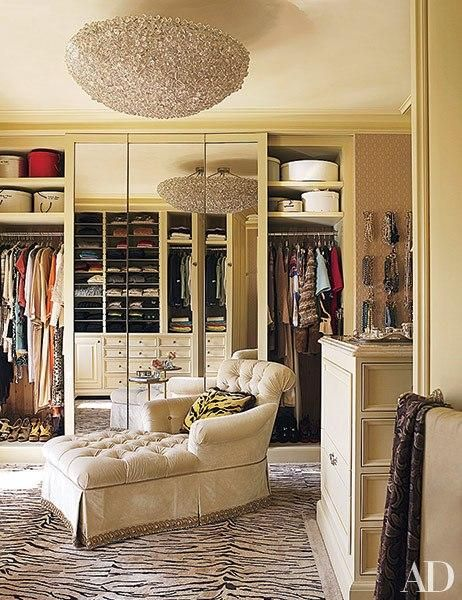 Pin On Closets And Dressing Rooms