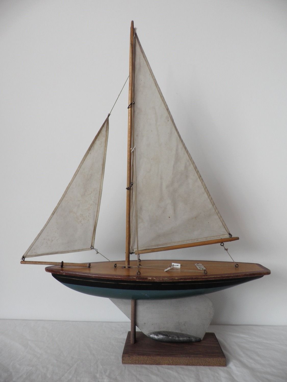 late model ailsa in original sailed condition -sold | pond