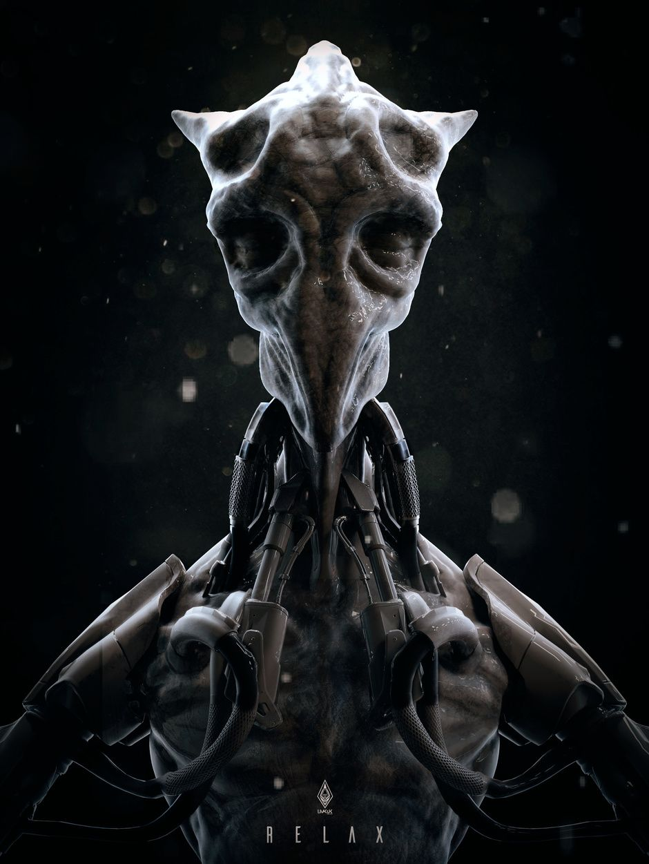 R E L A X by Limkuk | Creatures | 2D | CGSociety
