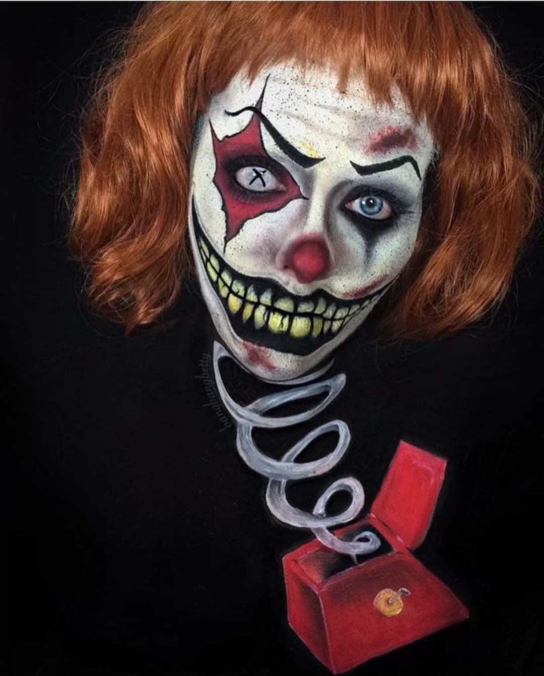 Halloweenmakeup halloween2018 halloween makeup arts