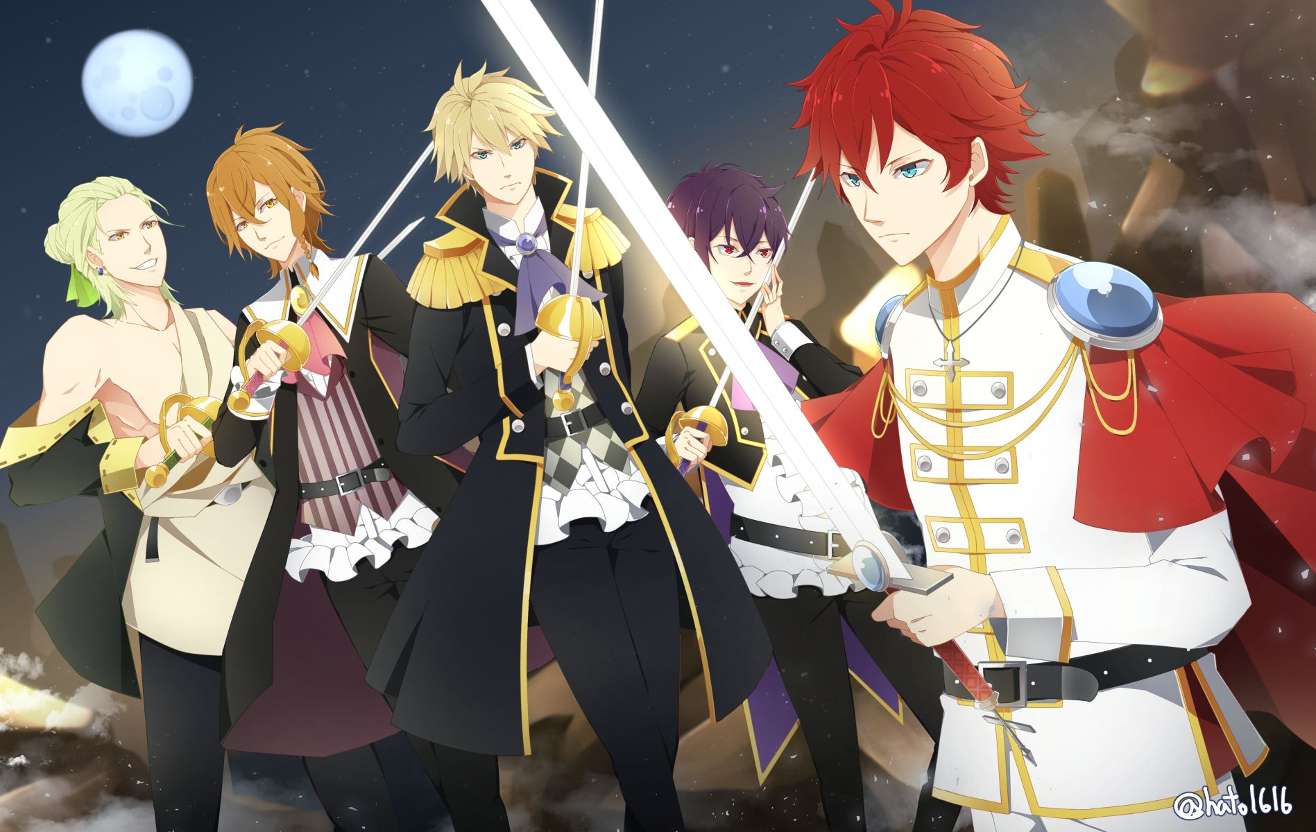 Dance with Devils Dance with Devils Pinterest More