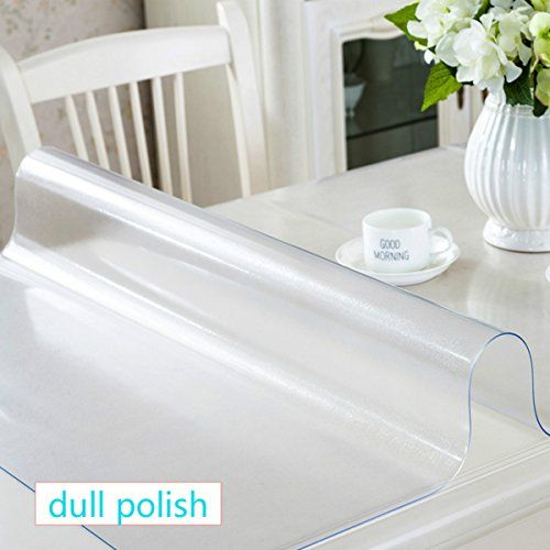 Kangsong Custom Transparent Waterproof Pvc Protector For Table Desk Table Pads Table Covers With Multi Size Available 1 5m Modern Hotel Table Pads Table Cloth
