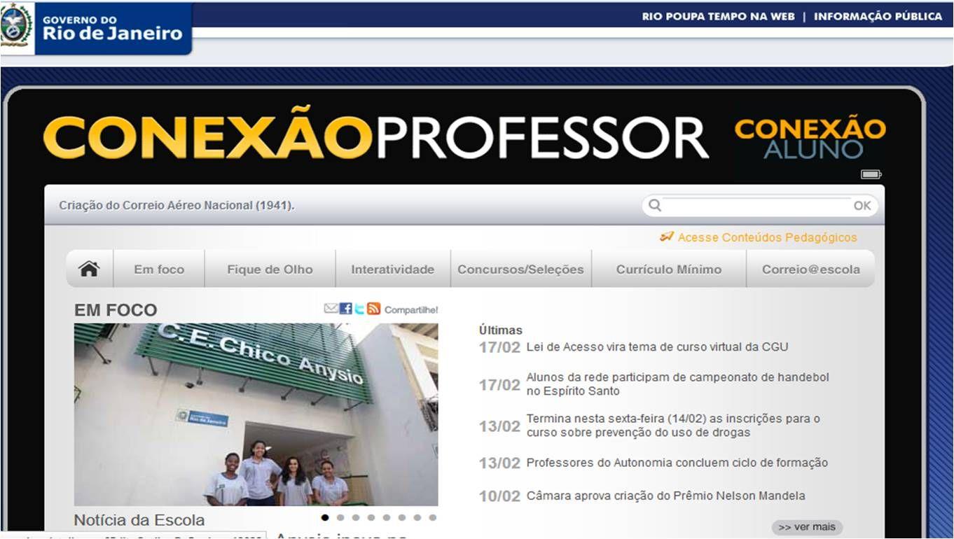 CONEXÃO PROFESSOR