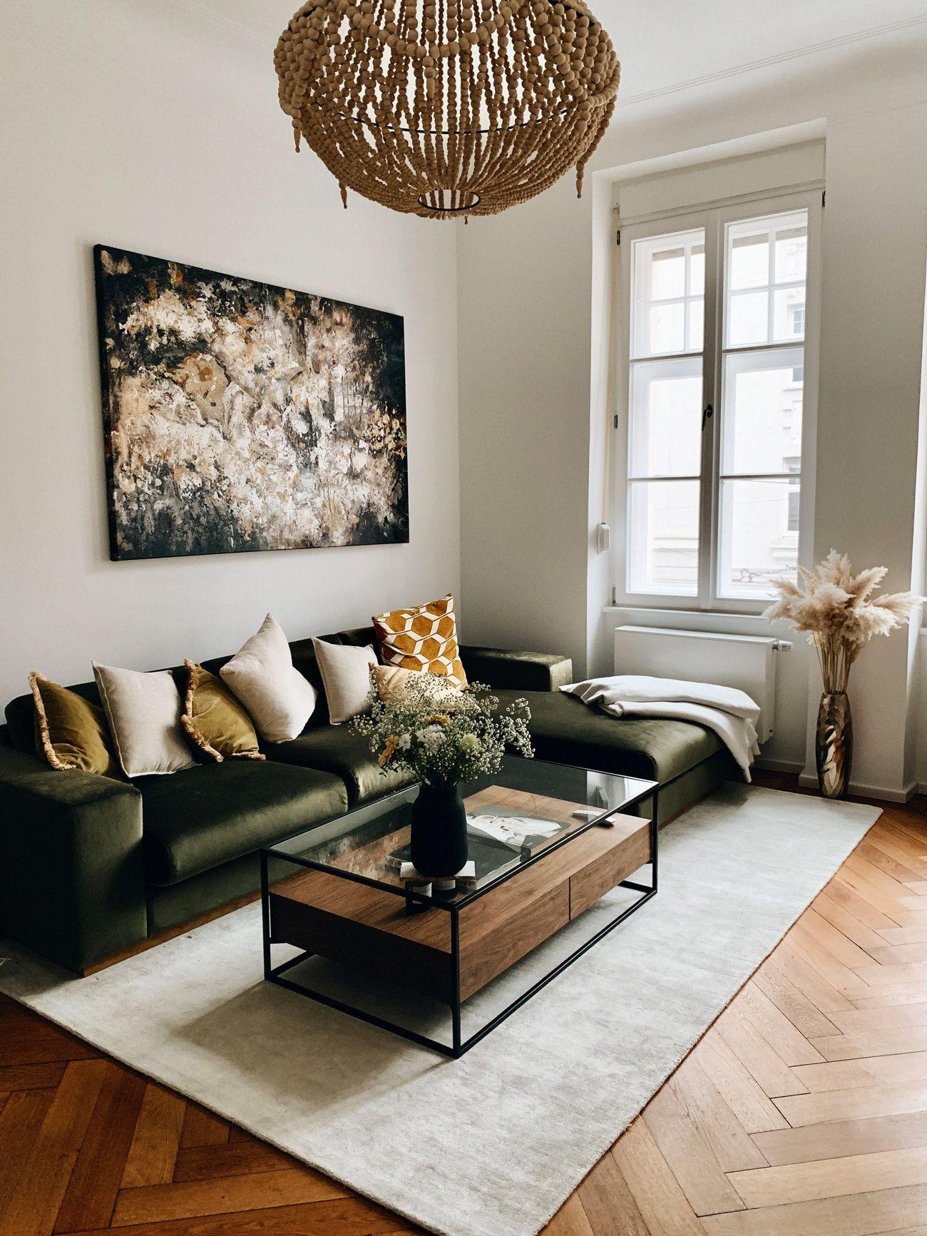 Khaki Sofa Living Room 2019 In 2020 Living Room Designs Home Interior Design