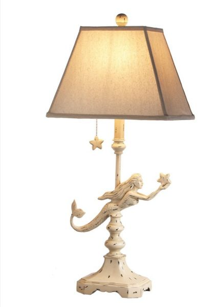 Mermaid Lamp Need This For Baby Room With Images Mermaid Lamp Table Lamp Lamp