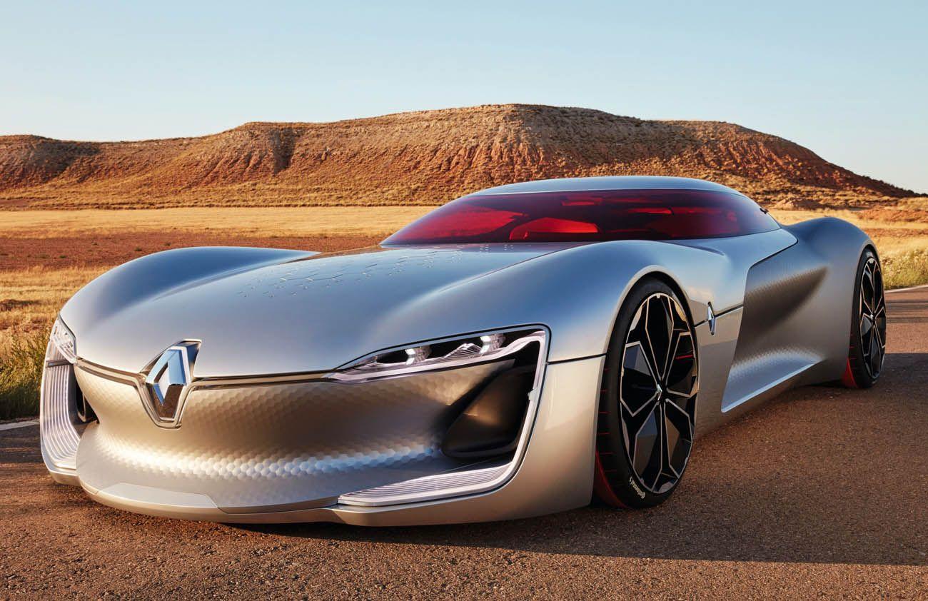 رينو تريزور النموذجية رؤية سيارات ال جي تي المستقبلية موقع ويلز Concept Car Design Electric Sports Car Car Design