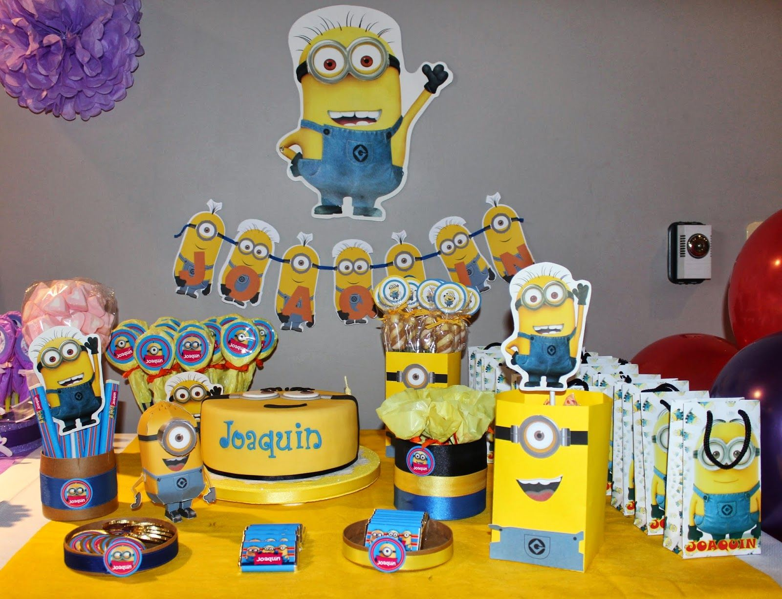 101 best mia os images on pinterest birthdays despicable me and