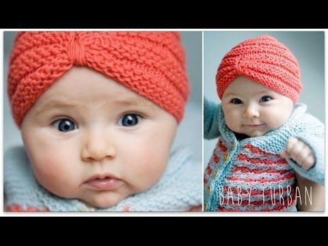 Turbante y Moño Crochet - YouTube | Manualidades | Pinterest ...