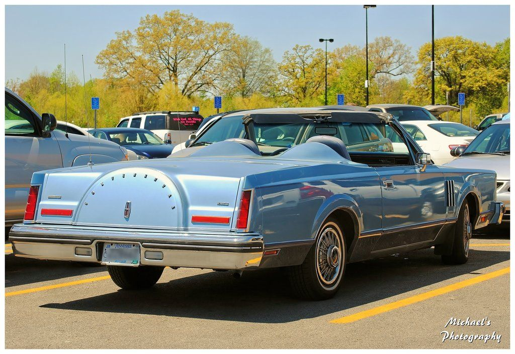 lincoln continental mark vi convertible