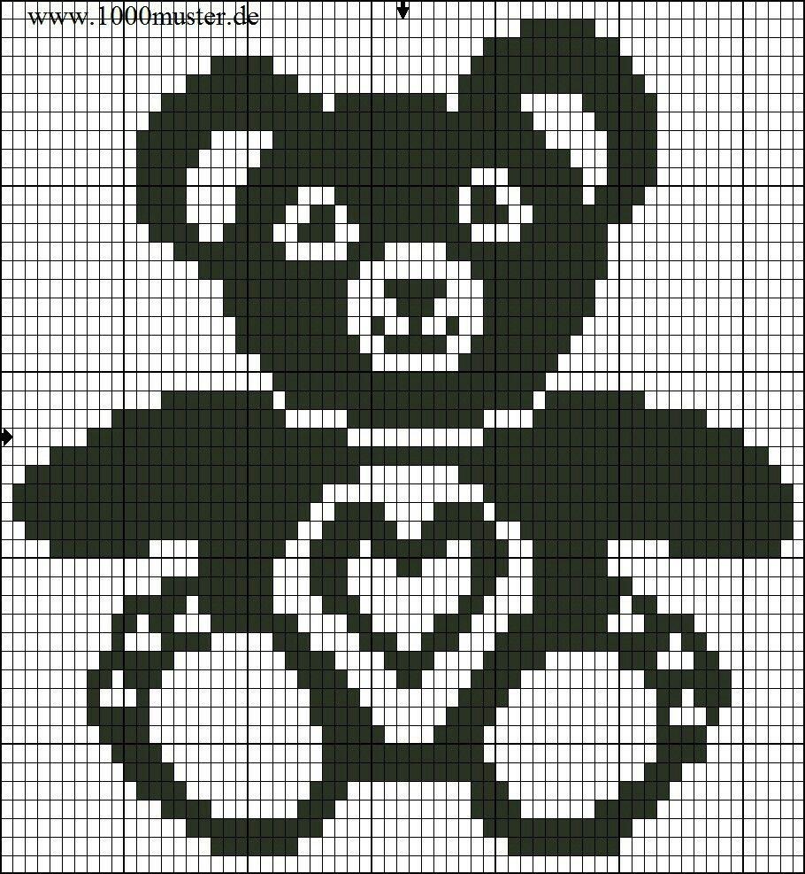 Pin de Tammy Munday-Brown en c2c patterns   Pinterest   Manta ...