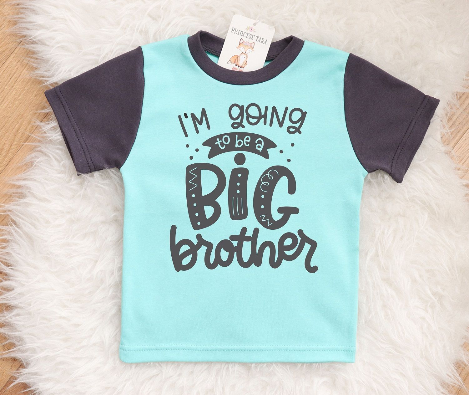 Park Art|My WordPress Blog_Imgoing To Be A Big Brother T Shirt