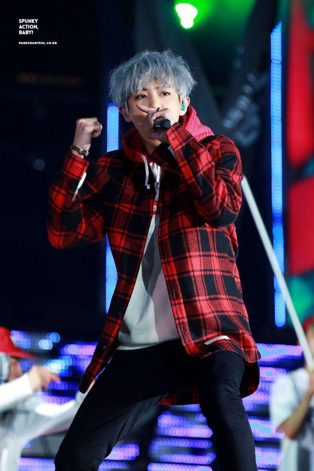 Chanyeol @ dream concert