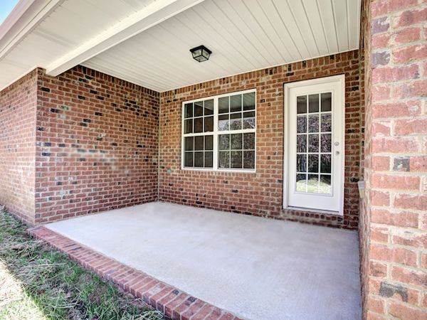 Rear Porch  New Home  Huntsville, AL  CircaHomes.com