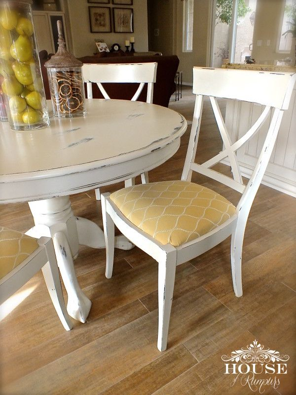Want to know how to turn that Craigslist find into a Pottery Barn  inspired piece? Paint it, add some new fabric, put in a little elbow grease  and walaa!